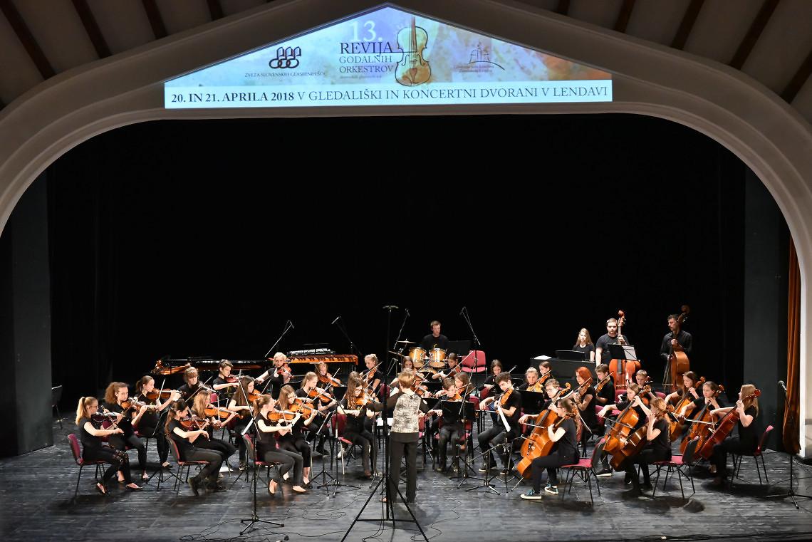 GŠ Franca Šturma – II.  Dirigentka: Darinka Fabiani