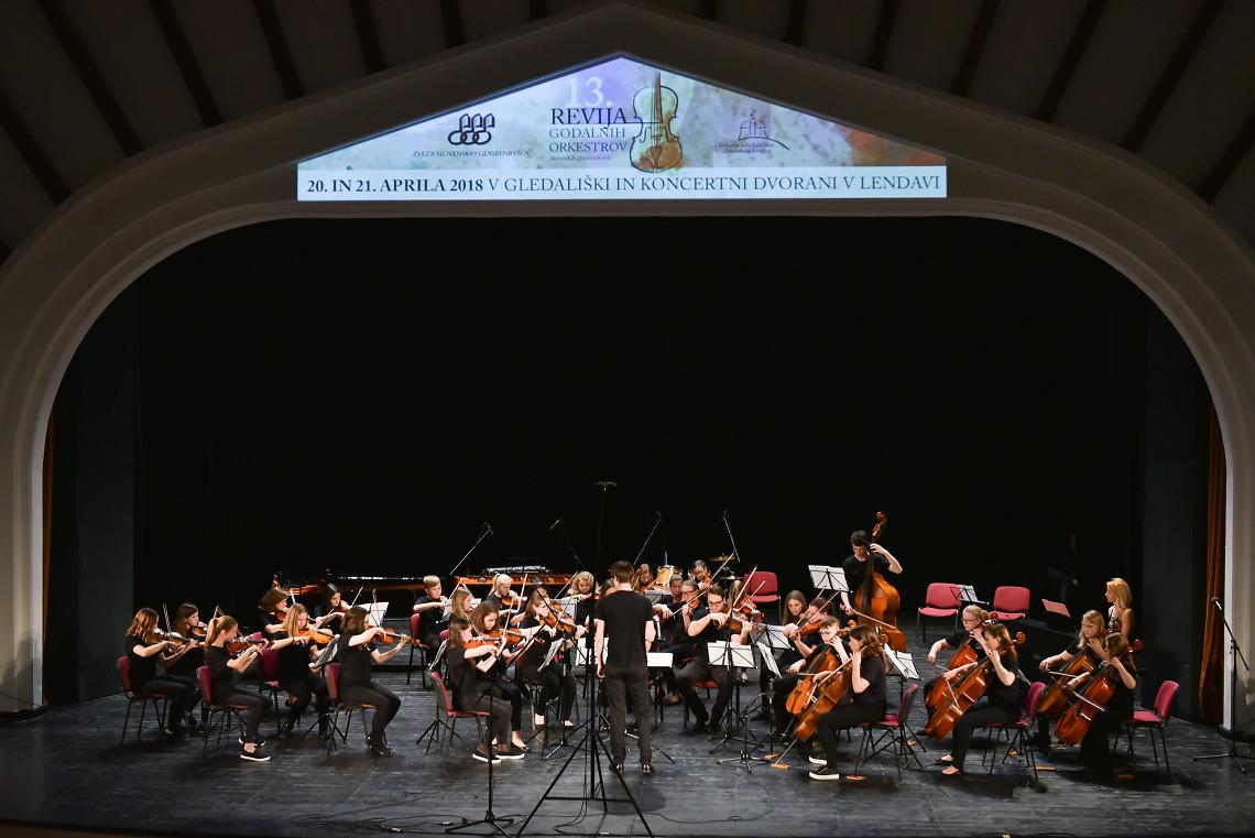 Glasbena šola Krško Dirigent: Peter Gabrič