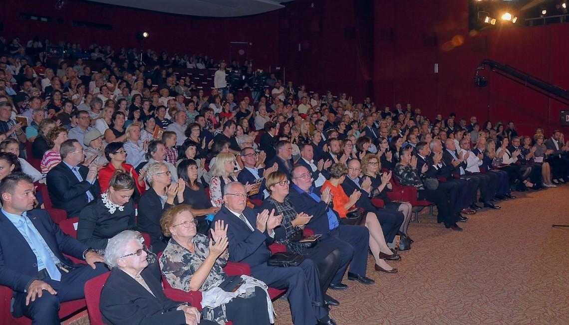 Portorož,04.10.2018 Glasbena šola Koper, Sveèani koncert ob 70. letnici glasbene šole Koper,  slavnostni govornik je bil predsednik države Borut Pahor